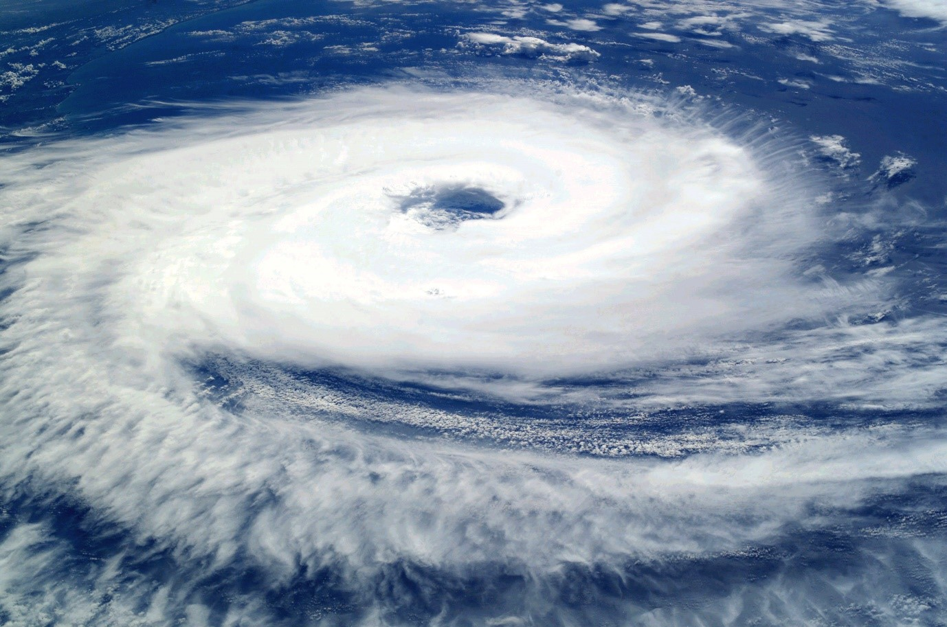 Ouragan (Photo: NASA)
